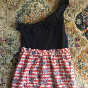 Lilly Pulitzer She's a Firework print dress